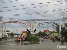 Bán gấp lô đất thổ cư ngay KCN Hải Sơn,đường vào 45m,đối diện công viên, 12TR/m2