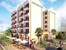 Bán đất xây khách sạn, ngay mặt tiền đường 29m, lớn nhất khu trung tâm TP.Hội An