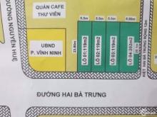 Bán ĐẤT mặt tiền kinh doanh HAI BÀ TRƯNG, phường Vĩnh Ninh - TP Huế.
