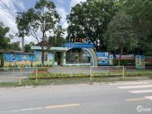 Bán đất nền Củ Chi,mặt tiền quốc lộ 22, gần bệnh viện Xuyên Á,sổ đỏ, giá thật