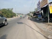 Bán gấp 450m2 đất thổ cư 2 MT đường Nguyễn Kim Cương, Củ Chi, SHR, 2.5  tỷ
