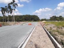 Đất bán lô kẹt ngay MT đg Nguyễn Văn Khạ, dt 5*20, giá 650tr, shr, chính chủ