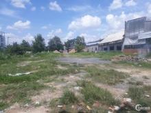 Đất nền phân lô mặt tiền Lê Thị Hà