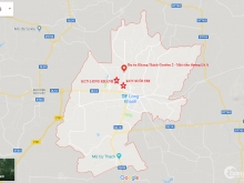 Bán lô đất nền TP Long Khánh, 100m2 thổ cư 100% sổ đỏ riêng, KDC hiện hữu.