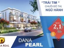 Bán đất nền dự án Làng Homestay Dana Pearl - Đà Nẵng. Giá 2,1 tỷ/nền. Mr Cường