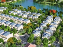 Đất nền biệt thự khu đô thị sinh thái KingBay view sông, ngay TTTM ggias20tr/m2