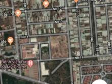 Bán căn góc 2 mặt tiền nhựa 16m, sát chợ và bệnh viện đa khoa mỹ phước 2