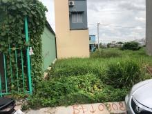 Bán lô đất kênh Ba Bò, Ngô Chí Quốc, dt 59m2 vuông vức, sổ riêng, đường nhựa 6m