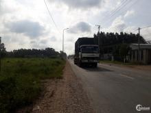 Đất phân lô mặt tiền đường Mỹ Xuân Tóc Tiên, khu dân cư đông đúc thị xã Phú Mỹ