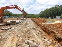 Đất sổ riêng ngay khu dân cư hiện hữu trong KCN Giang Điền giá chỉ 7tr/m2