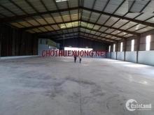 Cho thuê gấp nhà xưởng đẹp thuộc Khu công nghiệp Minh Đức, Mỹ Hào, Hưng Yên DT 2