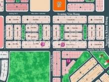 Cho thuê đất trống kinh doanh mặt tiền đường 40m Trương Văn Bang.