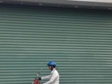 Cho thuê kho - xưởng Mới 7m*17m, 10tr/tháng,gần chợ Hiệp Bình, P.HBC, TĐ