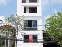 Cho thuê nhà mặt phố Trần Thái Tông, Diện tích 90m2 x 5 tầng, MT 6.2m