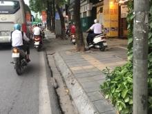 Cho thuê nhà mp Trần Duy Hưng, 100m2x4,5 tầng 60tr/tháng