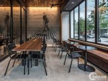 Cho thuê nhà mặt phố Ngã Tư Sở, Đống Đa, 60m2, MT 6m làm Cafe