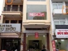Cho thuê nhà mặt phố Hào Nam, 60m2, 3,5 tầng