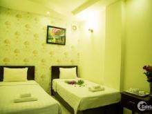 Cho thuê khách sạn Đề Thám ,P. Phạm Ngũ Lão - Quận 1.  Diện tích: 4.4 x 25m Kết