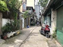 Cho thuê nhà hẻm 117 Nguyễn hữu cảnh, p.22, Bình Thạnh