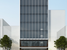 Cho thuê tầng G+ tầng lửng tòa văn phòng mới xây đường A4, khu K300,q Tân Bình