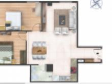 259 Yên Hòa Condominium căn 2 ngủ 2 tỷ giá rẻ nhất Cầu Giấy