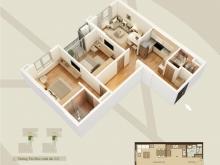 Bán căn hộ [  MANDARIN GARDEN 2 - HÒA PHÁT ] - Hotline : 0968046861
