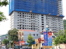 Chung cư cao nhất lào cai với 25 tầng vị trí trung tâm