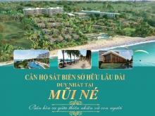 Chỉ từ 900tr/20% Sở hữu ngay căn hộ Sát Biển + Sở hữu lâu dài duy nhất tại Phan