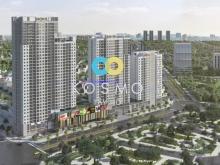 Bán xuất ngoại giao căn hộ 3PN ban công hướng ĐN, dự án Kosmo