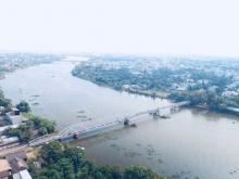 Penthouse Mini 58m2 – Thiết kế 2PN-2WC, bancon trực diện sông Sài Gòn