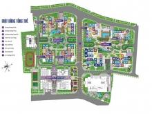 [Goldmark city] Bán căn hộ 2PN, ban công Tây Bắc, nguyên bản CĐT giá 2.350 .