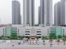 Chung cư cao cấp Goldmark city 3 ngủ hoàn thiện cơ bản, nhận nhà ở luôn. Lh 0973