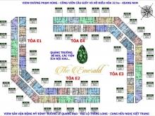 Bán quỹ căn hộ CCCC dự án The Emerald CT8 Mỹ Đình