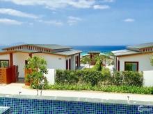 Bán gấp 1 biệt thự nghỉ dưỡng và 1 căn hộ mặt biển tại Bãi Dài - tổng giá 23 tỷ