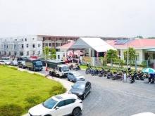 Cơ hội sở hữu biệt thự 2 mặt tiền đối diện Trung Tâm Thương Mại, công viên