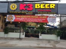 Sang Lại Quán Nhậu K3 Beer 300m2 Vô KD Ngay Số 5 Thống Nhất, Bình Thọ, Thủ Đức