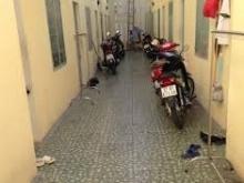Cần bán dãy trọ 20 phòng( 2kiot), hành lang 2m,vỉa hè trước 2m, đường Lê Thị Lơ