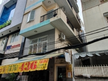 Cần bán nhà 3 tầng HXH tại đường 3-2, phường 12, quận 10, giá tốt