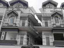 Nhà phố 2 tầng đường Hồ Ngọc Lãm, P16, Q8, 3PN, 2WC sổ hồng chính chủ