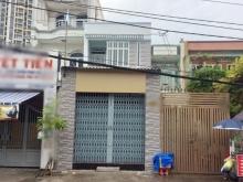 Bán nhà mới 1 lầu Quận 8 mặt tiền đường Bùi Minh Trực Phường 6