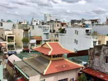 Bán nhà 4 tầng tại P.1, Q. Phú Nhuận, TP.HCM