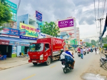 Bán nhà MTKD  Tân kỳ Tân Quý  Q, Tân Phú  DT 4X23  đối diện siêu thị điện máy