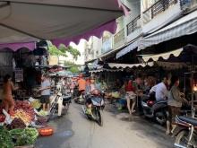 Bán nhà MTKD trong chợ Sơn Kỳ  P, Sơn Kỳ Q,Tân Phú  DT 4X17,5  cấp 4  Gía 9,6 tỷ