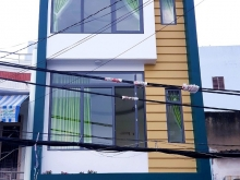 Bán nhà MTKD Đường Số  18(gần chợ Tân Hương) Q.Tân Phú   4.3x13,5  3.5 tấm