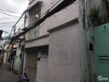 Nhà mặt tiền-Giá trong hẻm-Giáp Q.1-Ko quy hoạch:bán nhà Nguyễn Lâm,BT giá tốt
