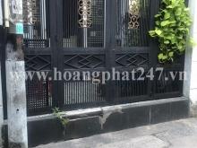 Bán nhà hẻm 332 Phan Văn Trị, P.11, Bình Thạnh, 4,2x14m
