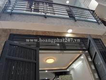 Bán nhà hẻm 445 Nơ Trang Long, P.13, Bình Thạnh, 4,2x9,5m