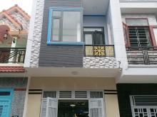 Nhà mới xây - ngay ngã tư 550 - đầy đủ tiện ích