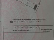 Bán đất tặng nhà 3 tầng: phân lô – Diện tích 56m2*3 tầng. Sổ vuông ván.Giá 4,3 t