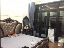 Bán nhà Định Công, giá rẻ Siêu Bất Ngờ 64m2 x 4 tầng, nội thất xịn sò toàn gỗ Po